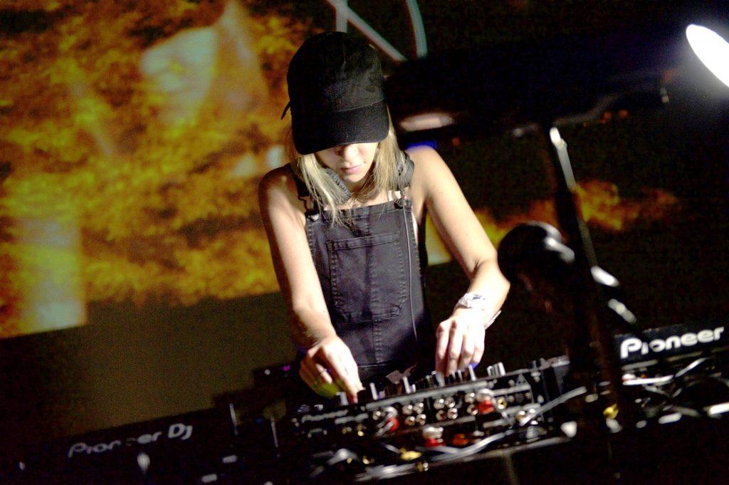 Musician Alison Wonderland
