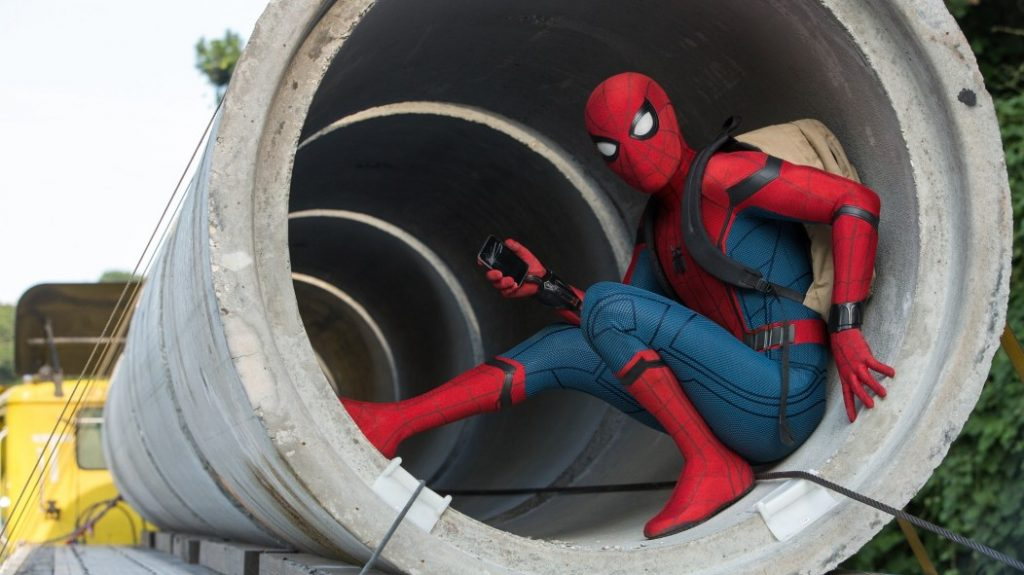 Image from movie Spider-Man: Homecoming