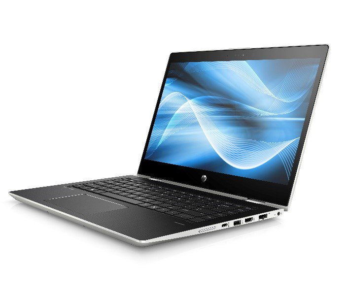 The new HP ProBook x360, built for business