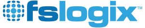 A company logo for FSLogix