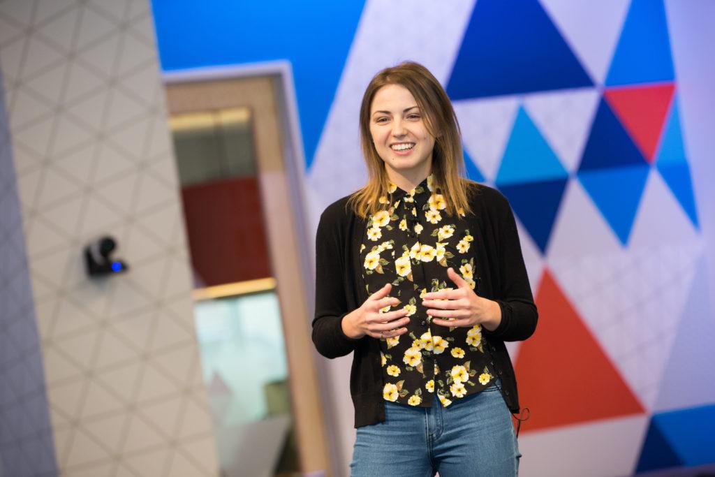 Greta Cutulenco, CEO and co-founder of Acerta